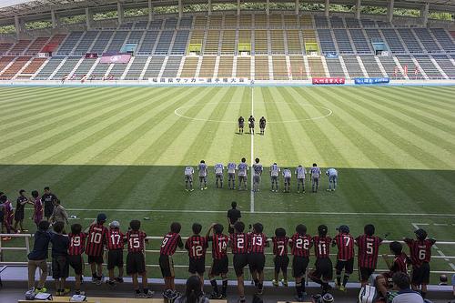 この画像は、サイトの記事「湘南工大附高校サッカー部 ハイライト 動画まとめ集 視聴フリー完全無料SP版」のイメージ写真画像として利用しています。