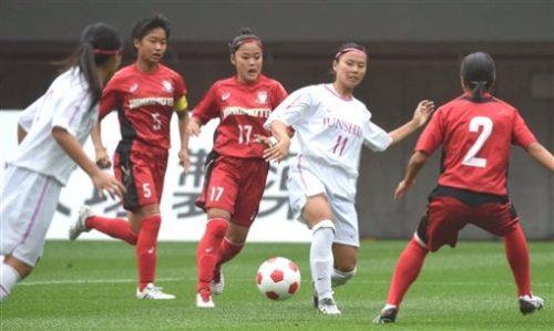 この画像は、サイトの記事「高校サッカー 女子 インターハイ ネットで話題 YouTube注目無料視聴動画ご紹介!」のイメージ写真画像として利用しています。